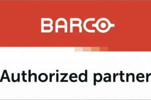 Barco Authorized logo